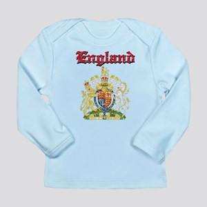 England Coat of arms Long Sleeve Infant T-Shirt