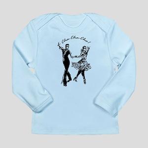 IB Cha-Cha-Cha Long Sleeve Infant T-Shirt