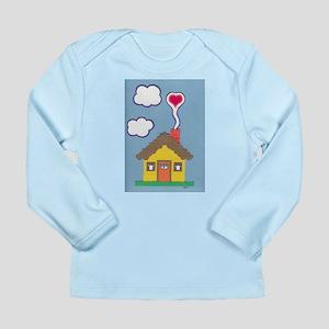 Hearth & Heart Long Sleeve Infant T-Shirt
