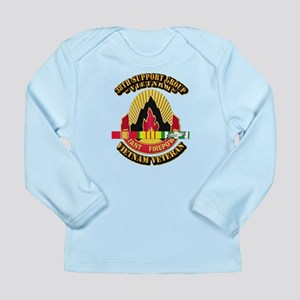 38th Support Group w SVC Ribbon Long Sleeve Infant