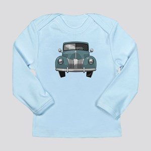 1940 Ford Truck Long Sleeve Infant T-Shirt