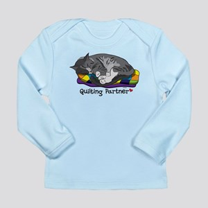 Quilting Partner Long Sleeve Infant T-Shirt