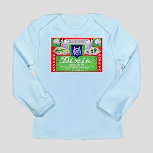 Louisiana Beer Label 4 Long Sleeve Infant T-Shirt