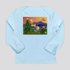 Christmas Fantasy & AHT Long Sleeve Infant T-Shirt