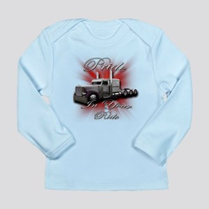 Pride In Ride 4 Long Sleeve Infant T-Shirt