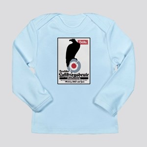 Captured Allied Aircraft Long Sleeve Infant T-Shir