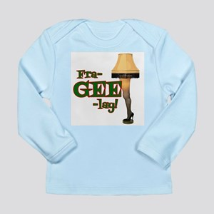 fra-GEE-lay! Long Sleeve Infant T-Shirt