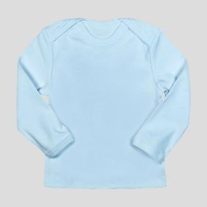Ballroom Words Long Sleeve Infant T-Shirt