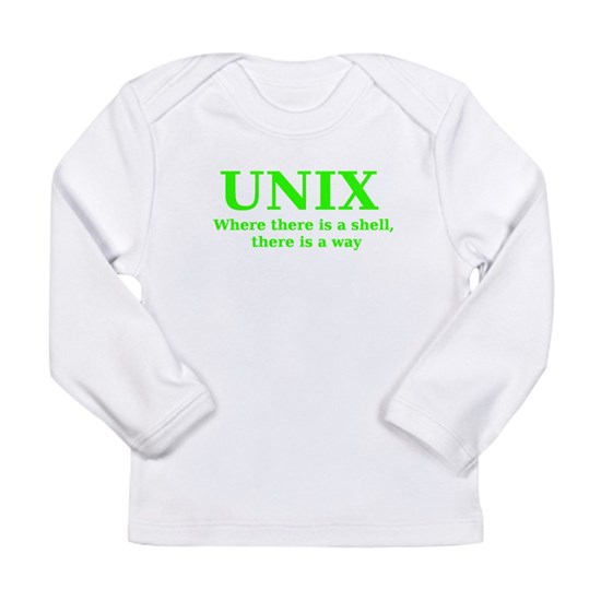 Unix - Where there is a Shell, there is a Way