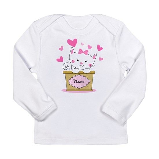 Personalized Kitty Love