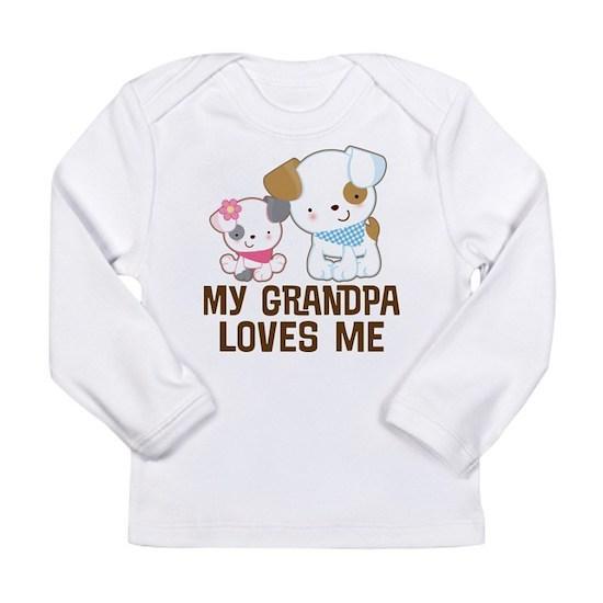 My Grandpa Loves Me