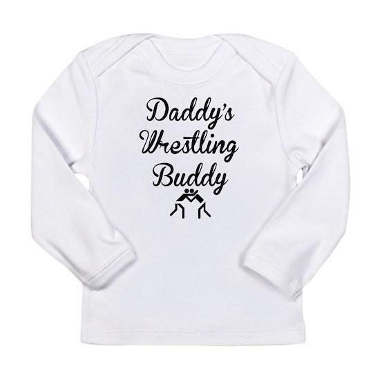Daddys Wrestling Buddy
