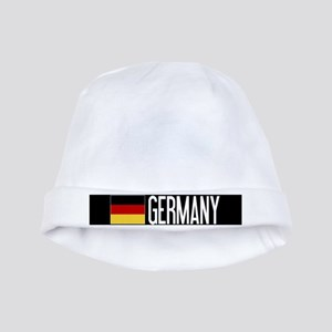 Germany: Germany & German Flag baby hat