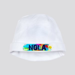 Good Vibes NOLA Burst baby hat