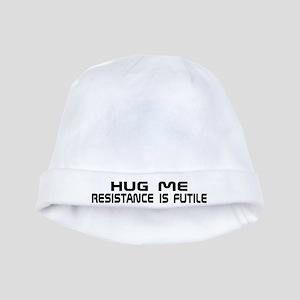 fc447192 Resistance Hug Me Funny Star Trek Baby Hat
