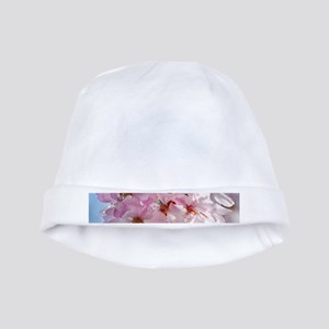 Japanese Cherry Blossoms baby hat