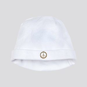 Peace Tree baby hat