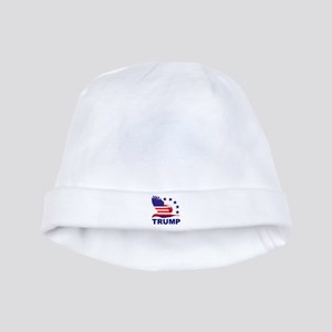 Trump For America baby hat