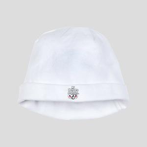 my heroes wear baby hat