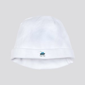 Personalizable Cruise Ship baby hat