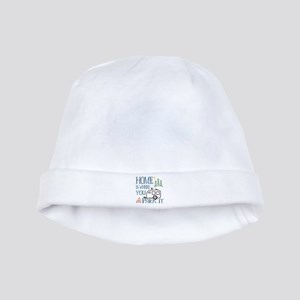 Camper Home baby hat