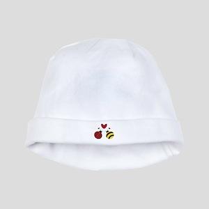 Ladybug/Bumble Bee Baby Hat