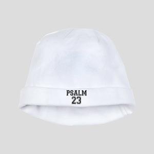 Psalm 23 Bible Verse baby hat