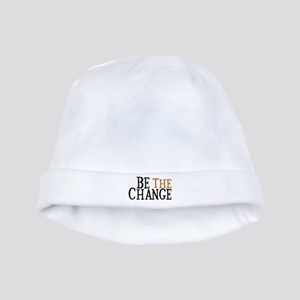 Be The Change baby hat