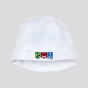 Speech Language Pathology Baby Hat
