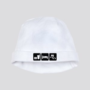 Eat Sleep Drift baby hat