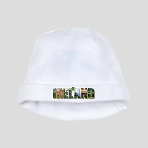 Scenic Ireland baby hat
