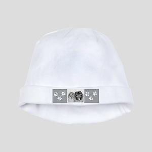 Keeshonds Baby Hat