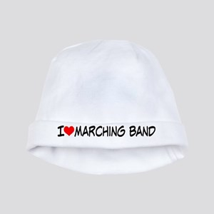 Marching Band Music baby hat