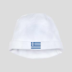 Greek Flag Baby Hat