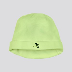 Whale Song baby hat