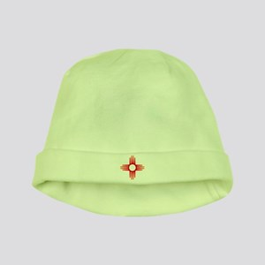 Zia Sun Symbol baby hat