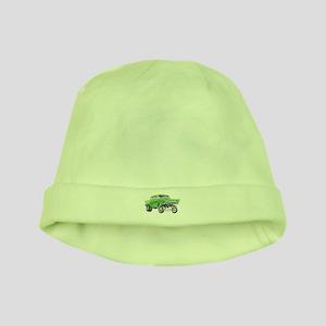 57 Green Gasser  baby hat
