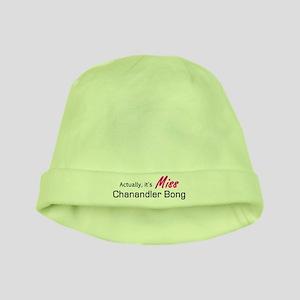 'Chanandler Bong' baby hat