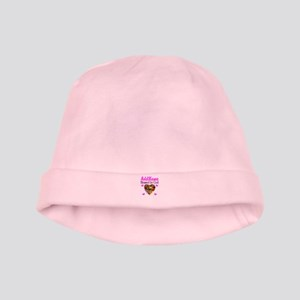 BLESSED BY GOD baby hat