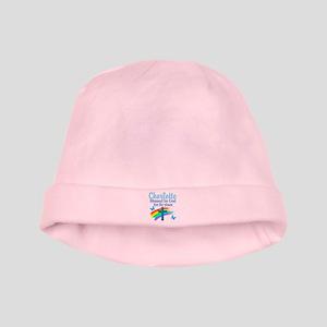 80TH PRAYER baby hat