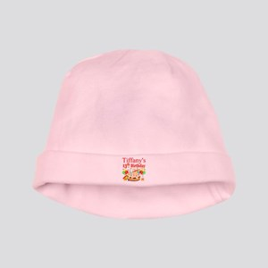 PERSONALIZED 13TH baby hat