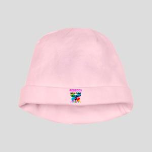 GYMNAST CHAMP baby hat