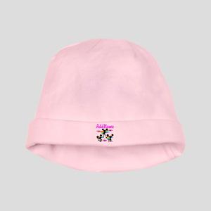 CHEERING GIRL baby hat