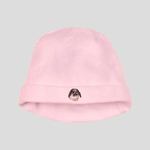 """Bunny 1"" baby hat"