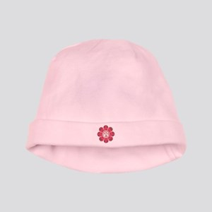Peace Flower - Affection baby hat