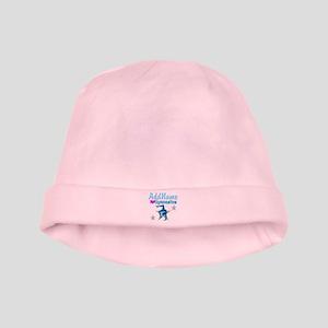 FIERCE GYMNAST baby hat