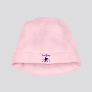 GYMNAST GIRL baby hat