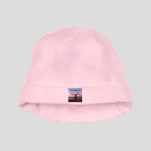 GYMNAST INSPIRATION baby hat