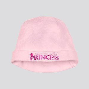 dontmesswithprincess baby hat