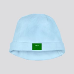 keepcalmcafe baby hat